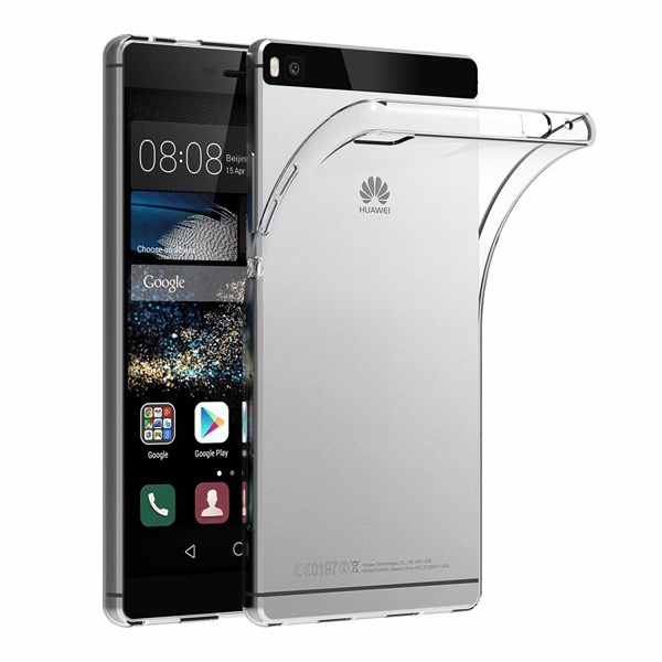 Huawei P8 clear case
